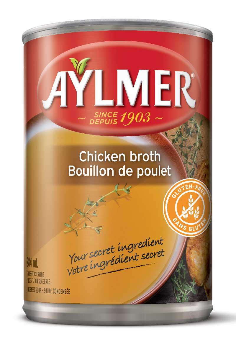 Chicken Broth | Bouillon de poulet