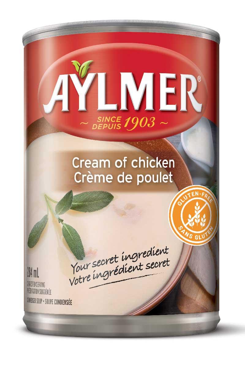 Creme of Chicken | Crème de poulet